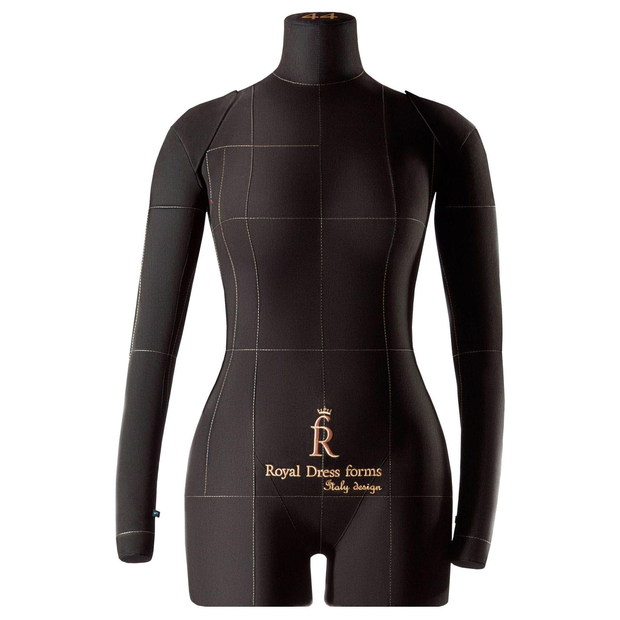 Комплект Comfort: мягкий манекен Monica черный 44, Ручки, Сумка