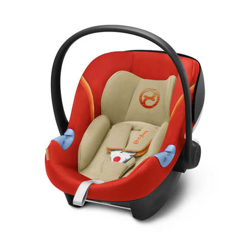Автокресло Cybex Aton M Autumn Gold