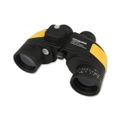 RESCUE 7 X 50 BINOCULARS WITH COMPASS