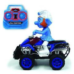 Gutsy Smurf R/c Atv Rider