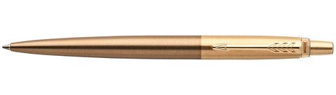 Шариковая ручка Parker Jotter Premium West End Brushed GT