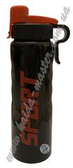 Бутылка спортивная 0,7 л из нержавеющей стали