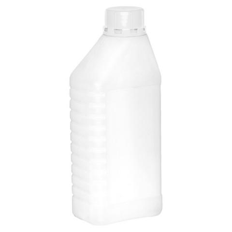 Канистра пластиковая 1 литр, с крышкой