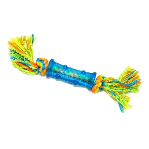 NEMS игрушка палка резиновая на цв.канате малая 8 см
