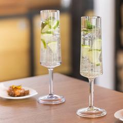 Бокал для шампанского Koziol Superglas CHEERS NO. 5, 100 мл, синий, фото 2