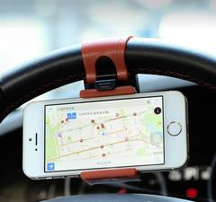 Держатель на руль для смартфона (Iphone, Samsung, HTC, Lenovo)