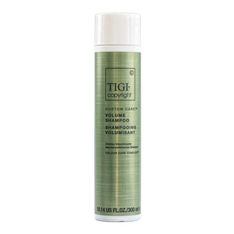 Tigi Copyright Custom Care Volume Shampoo - Шампунь для объема