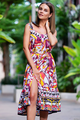 Платье-сарафан Bahama 1484 Mia-Amore