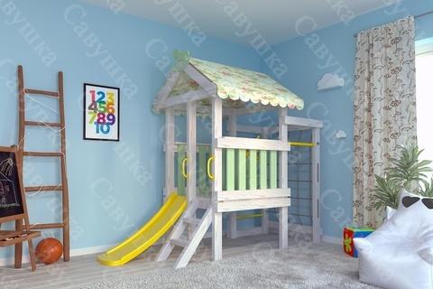 домашний спортивно-игровой комплекс для детей