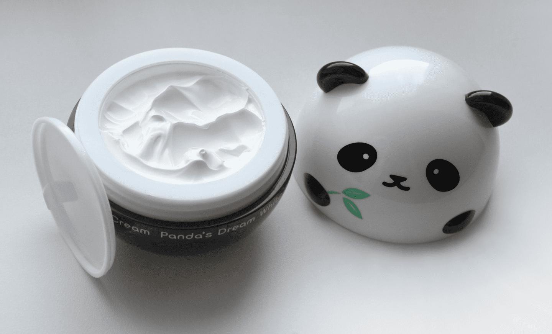 Питательный крем для рук - Tony Moly Panda's Dream White Hand Cream