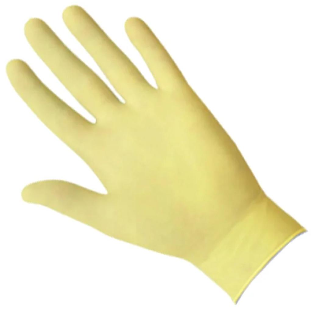 Перчатки Safe&Care Желтые TL 202 (100 шт.)