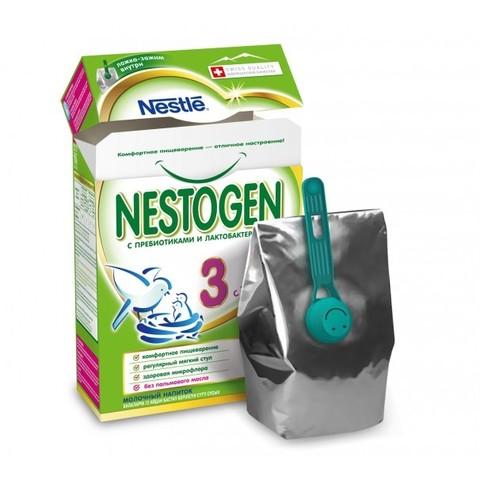 NESTOGEN® 3 Детское молочко 350 гр с 12 месяцев