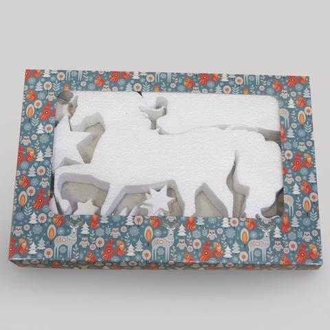 Единорог из пенопласта набор форм
