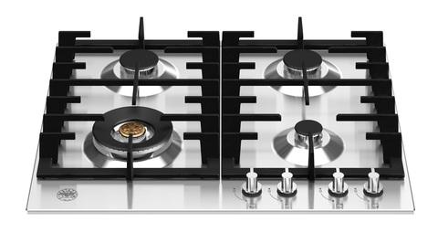 Газовая варочная панель Bertazzoni P604LMODX