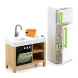 Мебель для кукольного дома Кухня