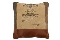 Подушка Secret De Maison Томас (THOMAS) ( mod. M-7043 ) — коричневый