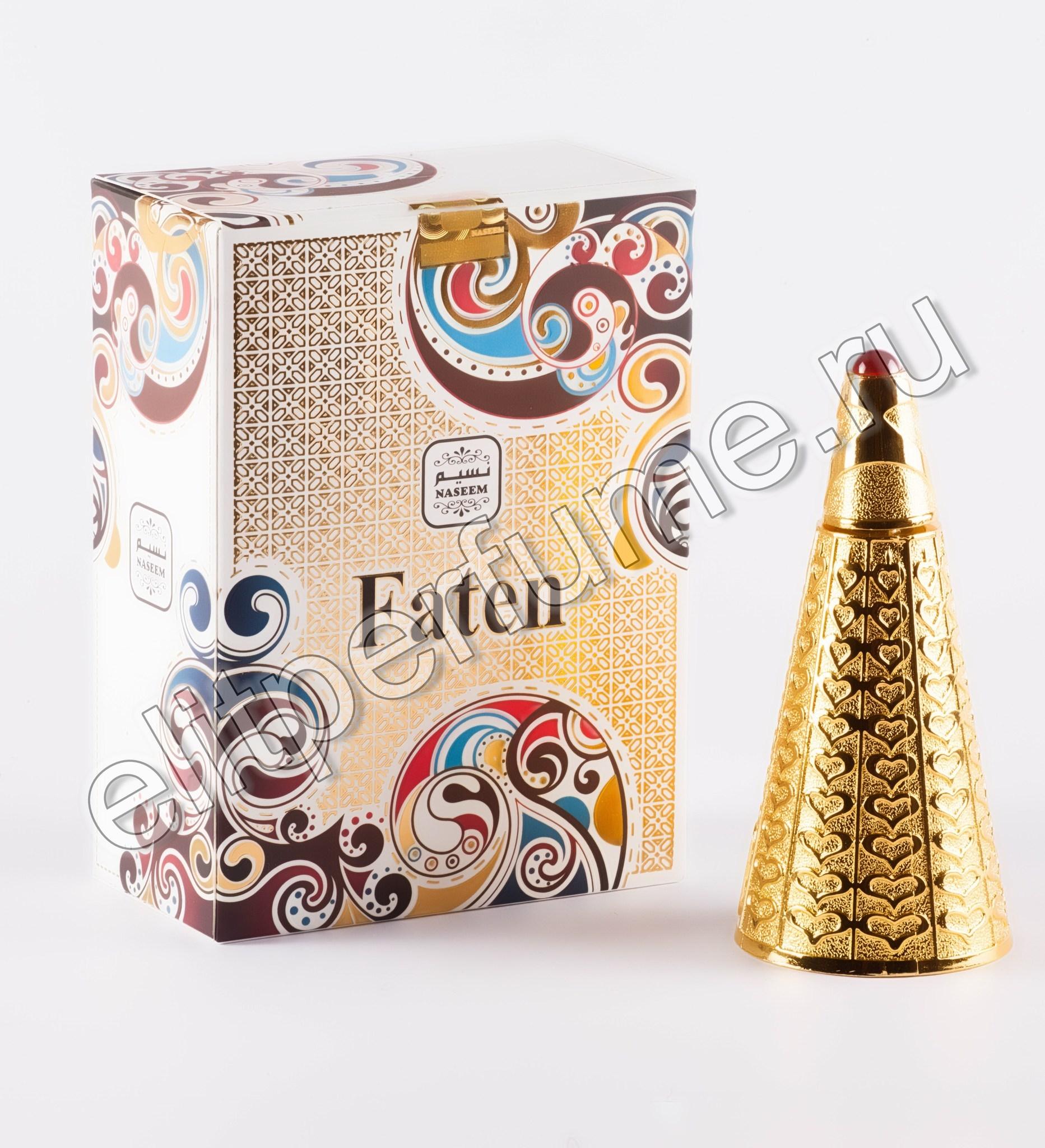 Пробник для Faten Фатен 1 мл арабские масляные духи от Насим Naseem Perfumes
