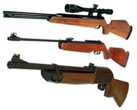 Купити пневматичні гвинтівки