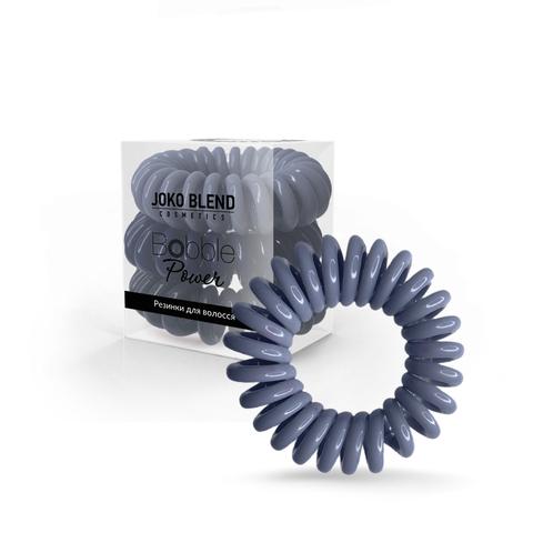 Набор резинок Power Bobble Gray-Blue Joko Blend (1)