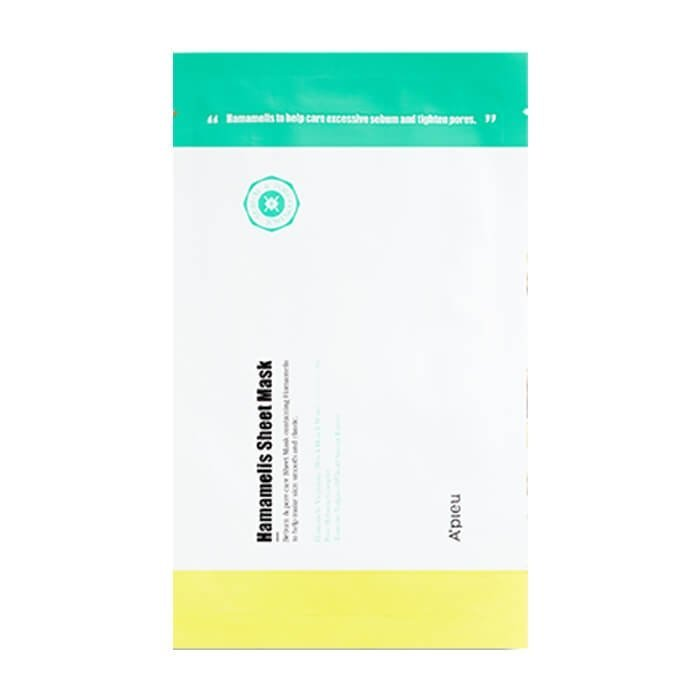 Маска тканевая A'pieu Hamamelis Sheet Mask