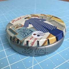 Булавки Prym, термостойкие с разноцветными стеклянными головками 30х0, 6 мм (арт. 029300)