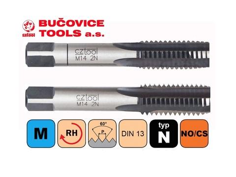 Метчик М10х0,75 (комплект 2шт) ?SN223010 2N(6h) CS(115CrV3) Bucovice(CzTool) 110103