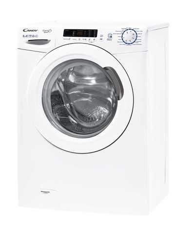 Узкая стиральная машина Candy MCSS341052D1-07