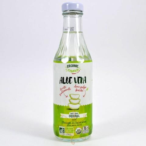 Напиток Алоэ Вера ORIGINAL органический в ст/б ORGANIC CRUNCH, 350мл