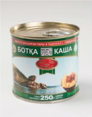 Каша пшенная с говядиной 250 гр