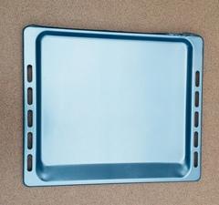 Противень Whirlpool   (375х445 мм) 344533 зам. 344532, 480121104178, 481241838127