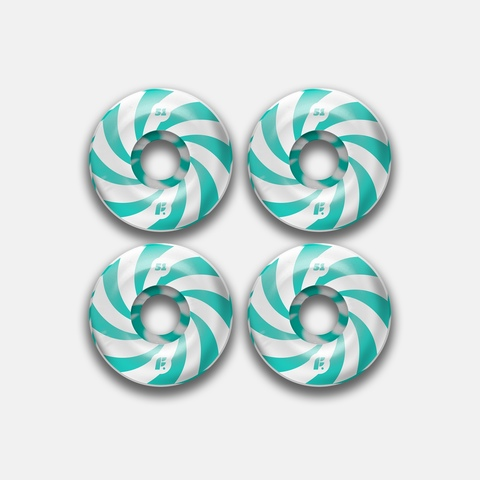 Колеса Footwork Swirl Mint