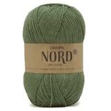 Пряжа Drops Nord 19 зеленый лес