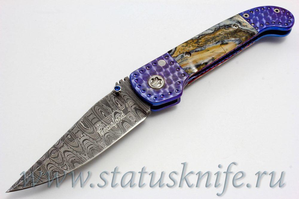 Нож Crawford - Recon Damascus