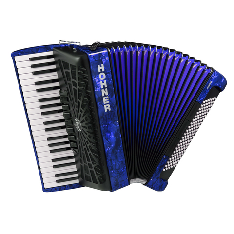 Аккордеон HOHNER The New Bravo III 120 dark blue (A16841)