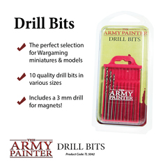 Army Painter Drill Bits (2019)