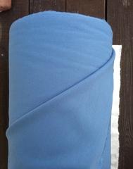 Хлопок деним 100%, цвет Голубой индиго