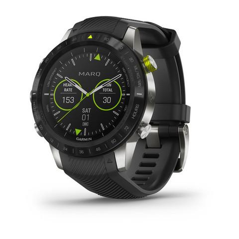 Купить Люксовые мультиспортивные часы Garmin MARQ Athlete (010-02006-16) по доступной цене