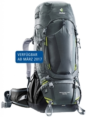 Рюкзак туристический Deuter Aircontact PRO 60 + 15