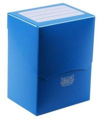 DS Deckboxes: Deck Shell Blue