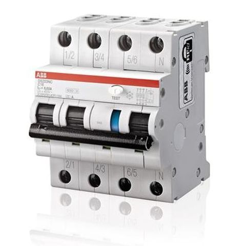Выкл. авт. диф. тока DS203NCL C16 AC30
