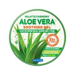Гель MILATTE Fashiony Aloe Vera Soothing Gel 300ml