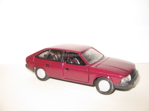 Moskvich-2141 red Agat Mossar Tantal 1:43