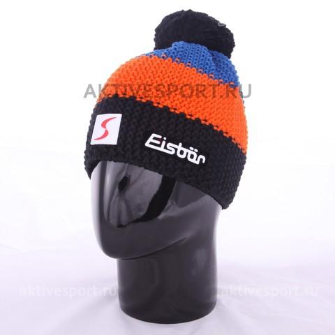 Картинка шапка Eisbar star pompon sp 209