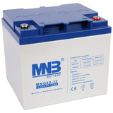 Аккумулятор для ИБП MNB MNG 40-12 (12V 40Ah / 12В 40Ач) - фотография