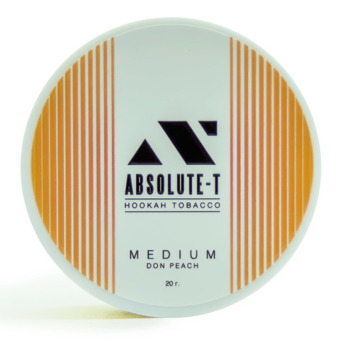 Табак Absolute-T Med 20гр Don Peach