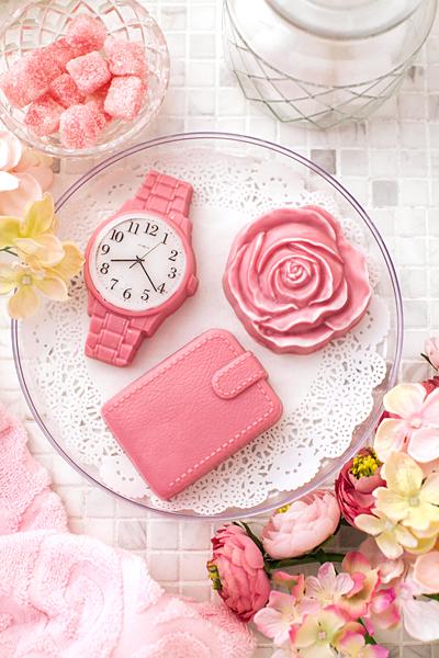 Мыло Часы наручные/Металлический браслет. Пластиковая форма