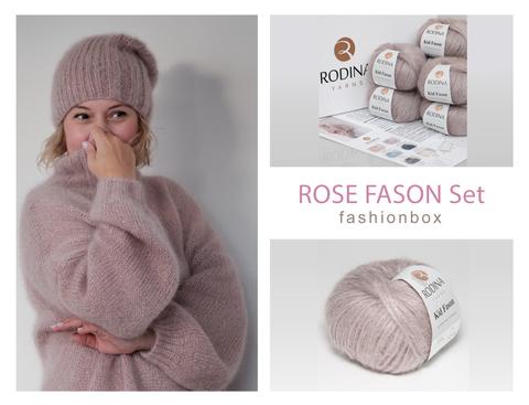 ROSE FASON Set Fashionbox
