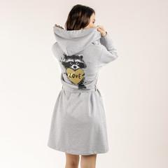Женский халат E20K-12W101