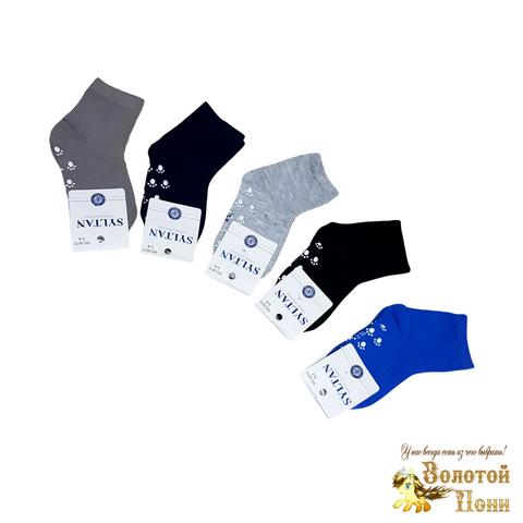 Носки хлопок/тормоза мальчику (1-6) 200302-S3673