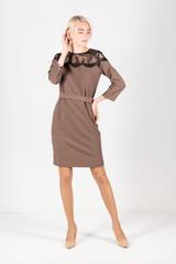 Платье З301а-527